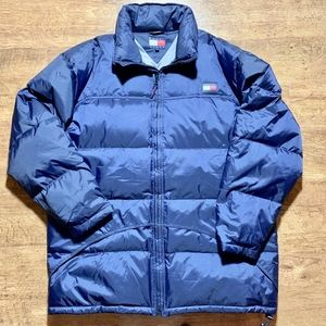 Tommy Hilfiger Puffer Jacket Vintage 90s - Size XL